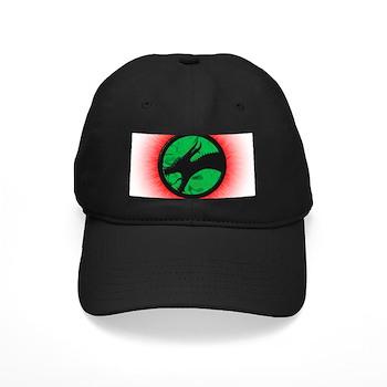 LoGD Medallion Black Cap