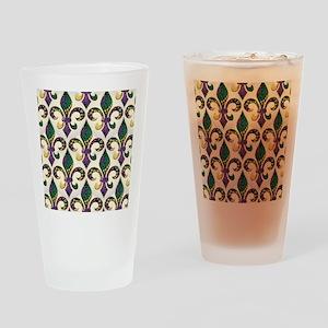 FleurMGbeadsJPFlipf Drinking Glass