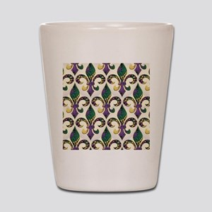 FleurMGbeadsJPFlipf Shot Glass