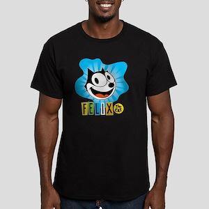 spotblue Men's Fitted T-Shirt (dark)