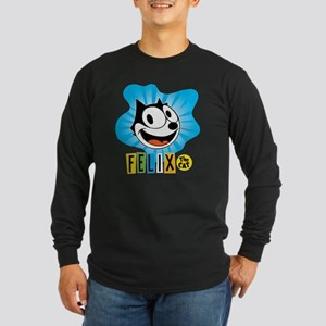 spotblue Long Sleeve Dark T-Shirt