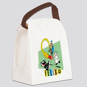 rocket Canvas Lunch Bag