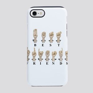 BestFriendsAmeslan062511 iPhone 7 Tough Case