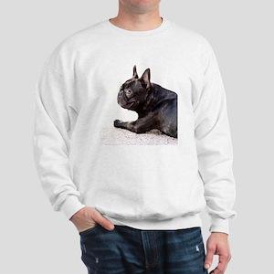 french bulldog a Sweatshirt