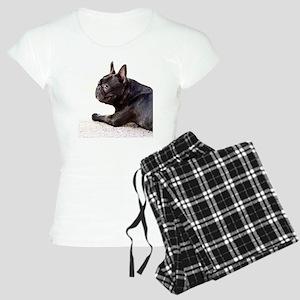 french bulldog a Women's Light Pajamas