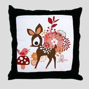 mouse03 Throw Pillow