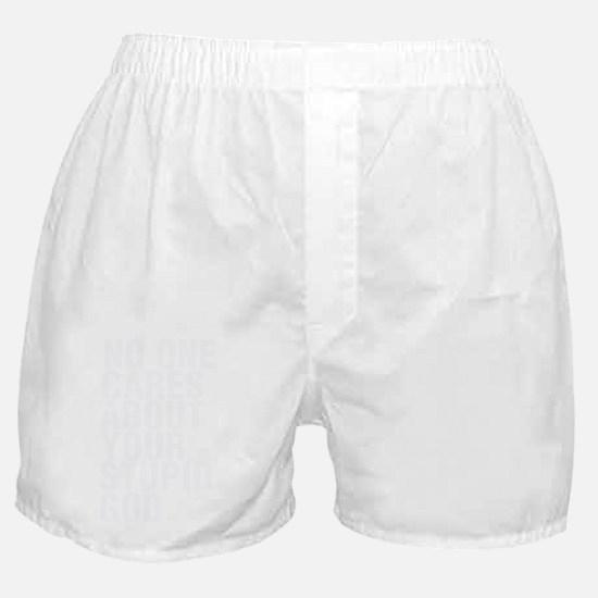 +frestupidgod Boxer Shorts