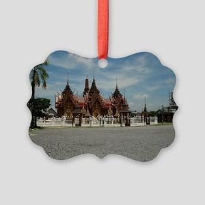 Hatyai Temple Picture Ornament