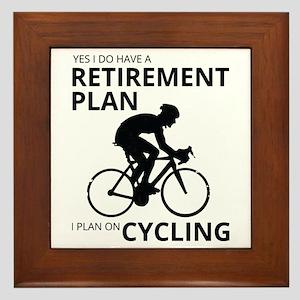 I Love Cycling Wall Art Cafepress