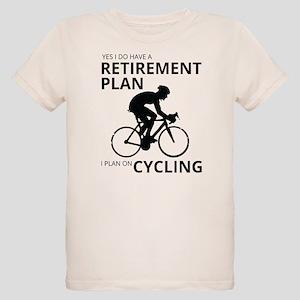 I Love Cycling Organic Kids T Shirts Cafepress