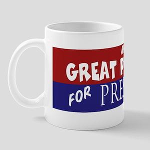Great Pyrenees_ELECTION STICKER Mug