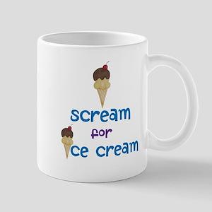 I scream for Ice Cream! Mugs