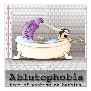 ablutophobia