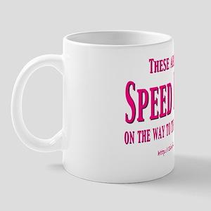 SpeedBumpsSm Mug