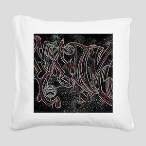 MW3MArt4 Square Canvas Pillow