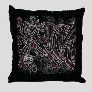 MW3MArt4 Throw Pillow