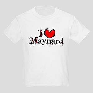 I Heart Maynard Kids T-Shirt