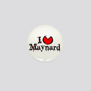 I Heart Maynard Mini Button