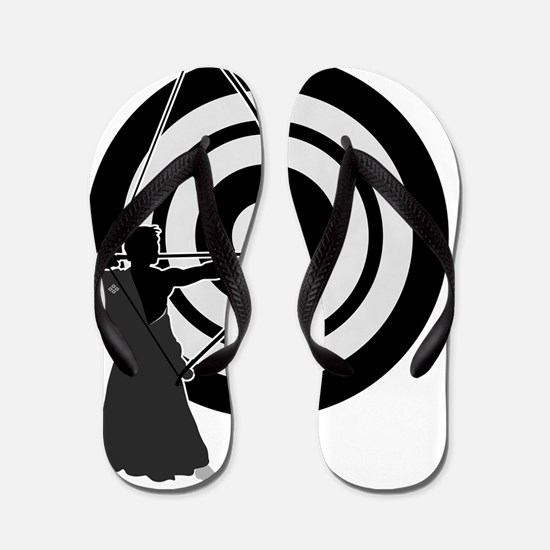 kyudo2 Flip Flops