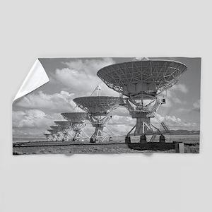 VLA 4-08 Poster Beach Towel