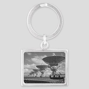 VLA 4-08 Poster Landscape Keychain