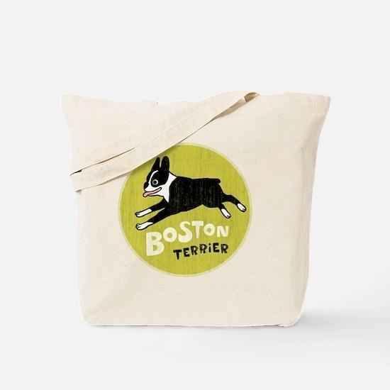 BOSTONTERRIERfordrk Tote Bag