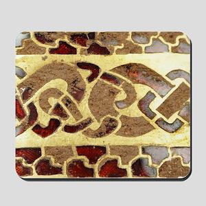 Garnet-Gold-Laptop-skin Mousepad