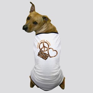 browns, wh PL Bacon Dog T-Shirt