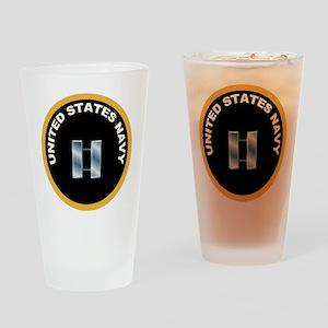 Lieutenant Drinking Glass