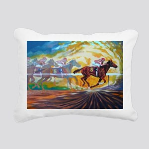 topspeed-nc Rectangular Canvas Pillow