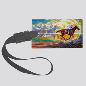 topspeed-nc Large Luggage Tag