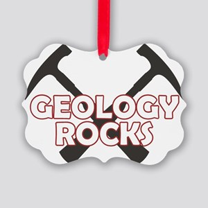 geology2 Picture Ornament