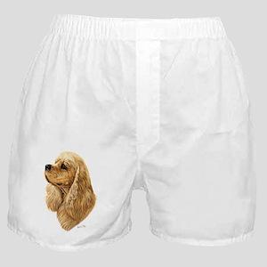 American Cocker 2 dark Boxer Shorts