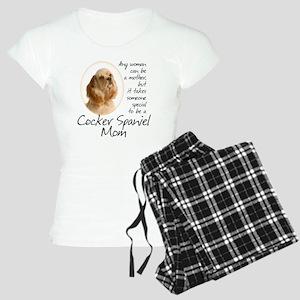 Cocker Mom Women's Light Pajamas