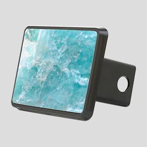 Blue-Agate-laptop-skin Rectangular Hitch Cover