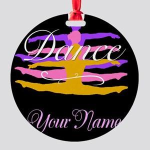 Dance Customizeable Ornament