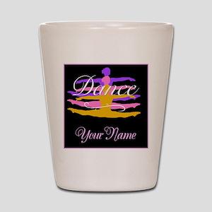 Dance Customizeable Shot Glass
