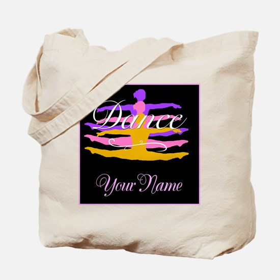 Dance Customizeable Tote Bag