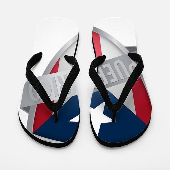 puerto rico Flip Flops