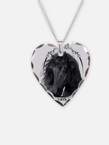 black_horse_freigestellt Necklace