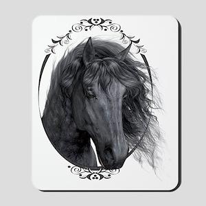 black_horse_hell_freigestellt_gesp Mousepad