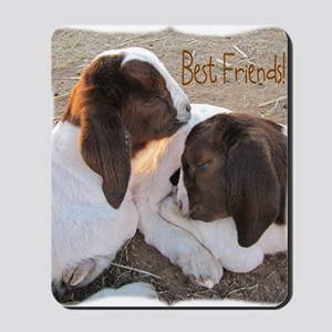 Best Friends! Mousepad