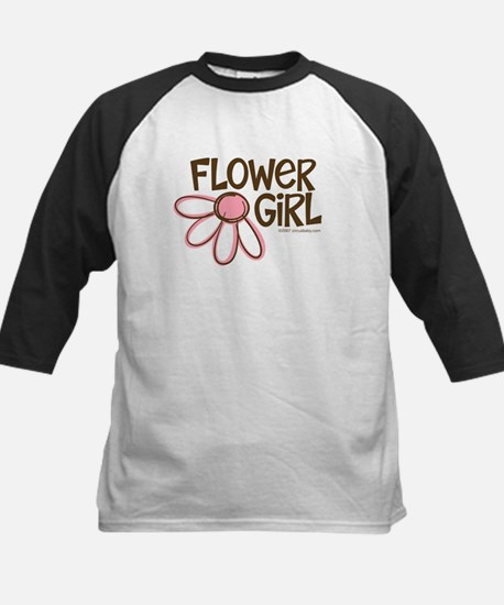 flower girl Baseball Jersey