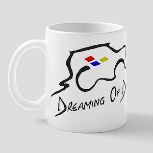 Dreaming Of Dakar.com's official Mug