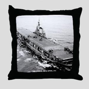 csea cvb calendar Throw Pillow