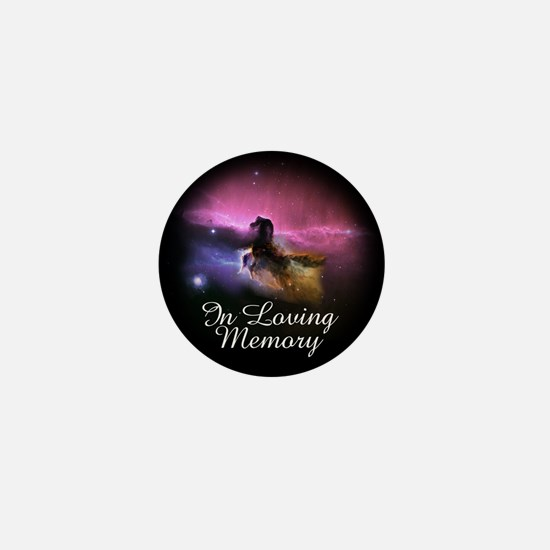 In Loving Memory Mini Button