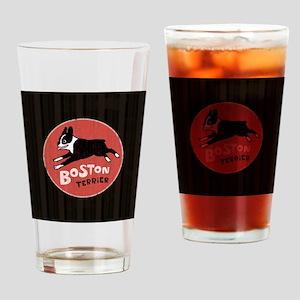 bostonmousepad Drinking Glass
