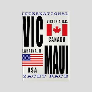 Vic-Maui Standard Rectangle Magnet