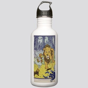 Cowardly_lion2-Dorothy Stainless Water Bottle 1.0L