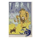 Oz Postcards